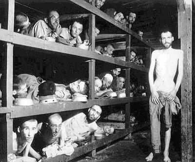 Condições subumanas dos judeus