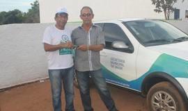 Prefeitura de Palmeirais entrega veículo na Zona Rural