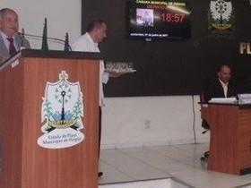 Vereador Dr.Pinto poderá ser candidato a Deputado Federal