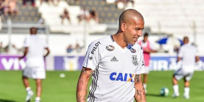 Emerson Sheik desfalca Ponte Preta contra o Flamengo