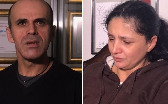 Joselito Oliveira Rocha e a esposa negam as acusações