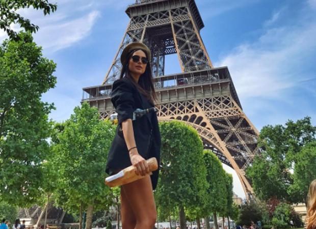 Thaila Ayala  em Paris