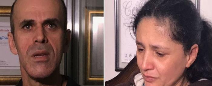 'Armação', diz pai suspeito de usar chicote para torturar família