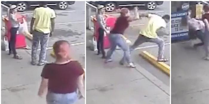 Por ciúmes, mulher agride menina de 12 anos em estacionamento