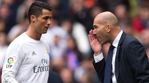 Zidane tenta manter seu principal jogador no Real Madrid (Crédito: Getty)