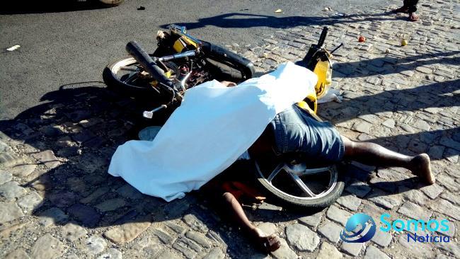 Perna de idoso morto em acidente desaparece após colisão