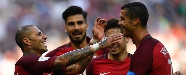 México empata com Portugal em estreia na Copa das Confederações