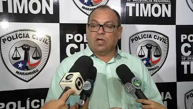 Delegado Antônio Valente (Crédito: Rede Meio Norte)
