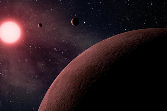 Nasa descobre de dez novos planetas