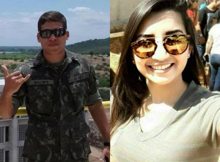 Resultado de imagem para Jovem é assassinada por oficial do Exército em Teresina/PI