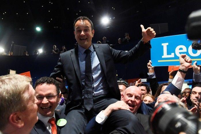 Leo Varadkar é o primeiro-ministro mais novo de sempre — Irlanda