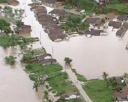 Cidades de Alagoas e Pernambuco estão em emergência de seca e chuva