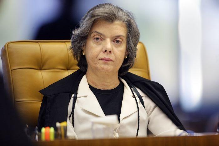 Presidente do Supremo Tribunal Federal (STF), ministra Cármen Lúcia