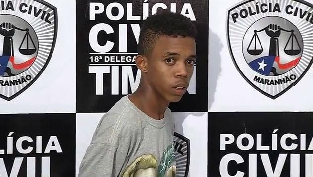 Jesus Pinto Neto, mais conhecido como 'Paizim'  (Crédito: Rede Meio Norte)