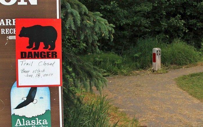 Trilha foi fechada após ataque de urso