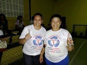 Jacinta Bandeira é reeleita presidente do Sinte em Campo Maior