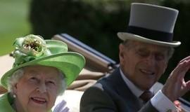 Marido da Rainha Elizabeth é hospitalizado no Reino Unido