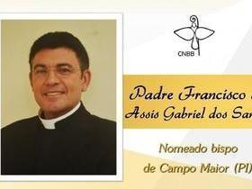 Papa Francisco nomeia novo bispo para Campo Maior