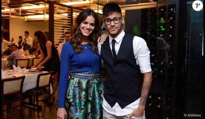 Bruna Marquezine e Neymar terminaram