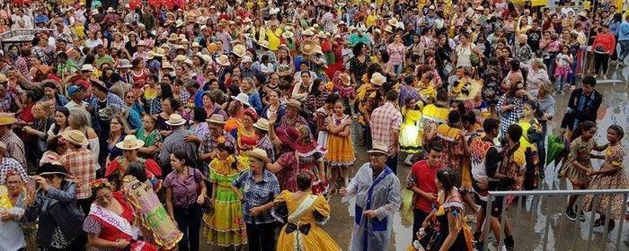 Evento aconteceu na Paraíba (Crédito: Reprodução)