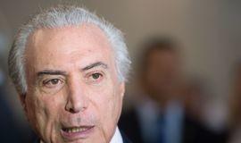Ministro Edson Fachin envia inquérito de Michel Temer para PGR