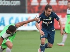 Éverton Ribeiro aparece no BID e já pode estrear pelo Flamengo