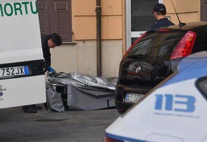 Brasileira mata companheiro a facadas e é presa na Itália