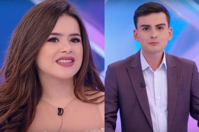 Maísa e Dudu Camargo