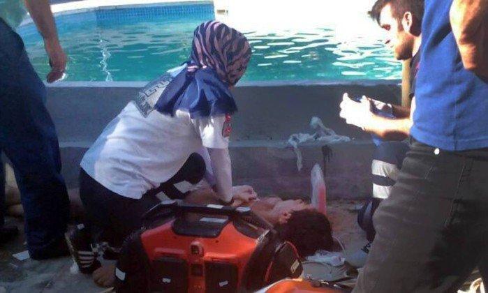 Médicos trabalharam no resgate das vítimas (Crédito: Reprodução )