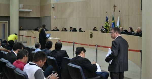 Pleno do Tribunal de Contas do Estado (TCE-PI) (Crédito: Divulgação)