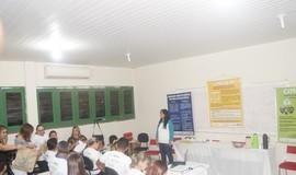Conselheiros recebem treinamento, em Buriti dos Lopes