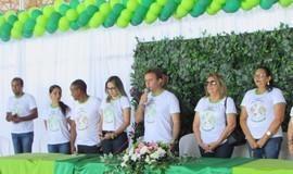 Secretaria de Meio Ambiente levou várias palestras para os alunos