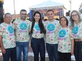 Aniversário de 80 ano de emancipação Política de São Pedro do Piauí