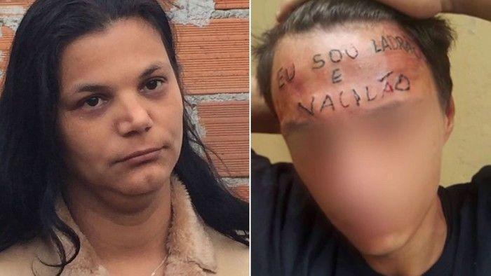 Mãe do adolescente tatuado na testa disse se agressão fosse feita na testa de um rico seria considerada tortura