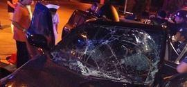 Carro perde o controle e mata homem que fazia sexo no banco de trás