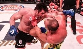"""Sonnen vence luta e elogia Wanderlei: """"Ele foi muito duro"""""""