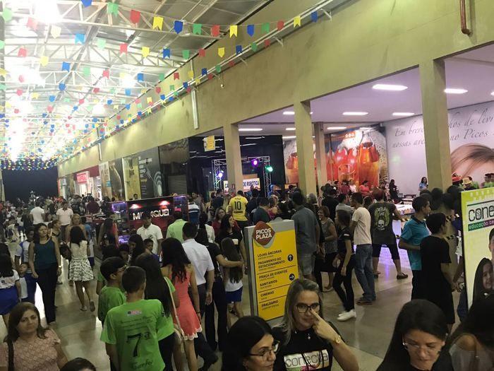 Picos Plaza Shopping mostra a força do comércio da região da grande Picos