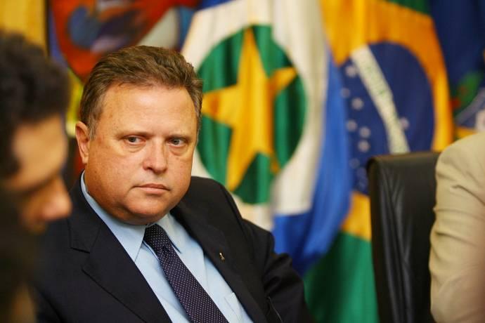 Ministro Blairo Maggi (Crédito: Reprodução)