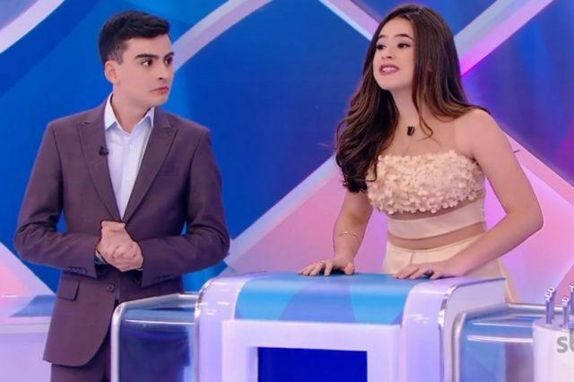 Dudu Camargo e Maísa