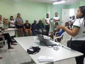Secretaria de Saúde realiza palestras e orientações contra doenças