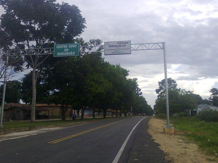 Centro de Novo do Maranhão