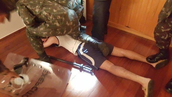 Militares efetuam disparos contra jovem que tentou invadir o Palácio da Alvorada