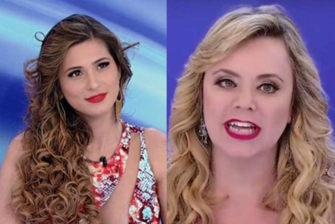 Livia Andrade e Flor brigaram feio
