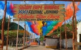 Começa hoje o XXI Festival Junino de N. S. dos Remédios