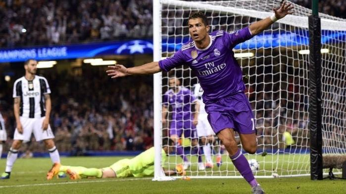 Cristiano Ronaldo (Crédito: Getty)