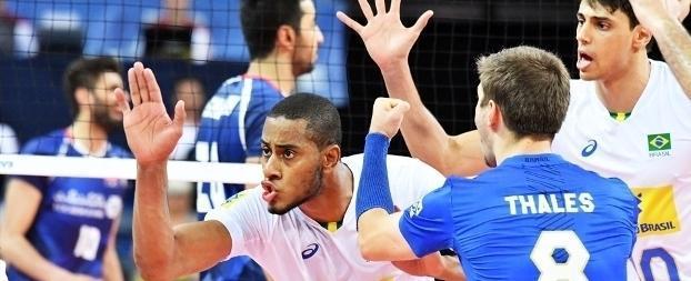 Brasil vence primeira partida sobre comando de Renan dal Zotto