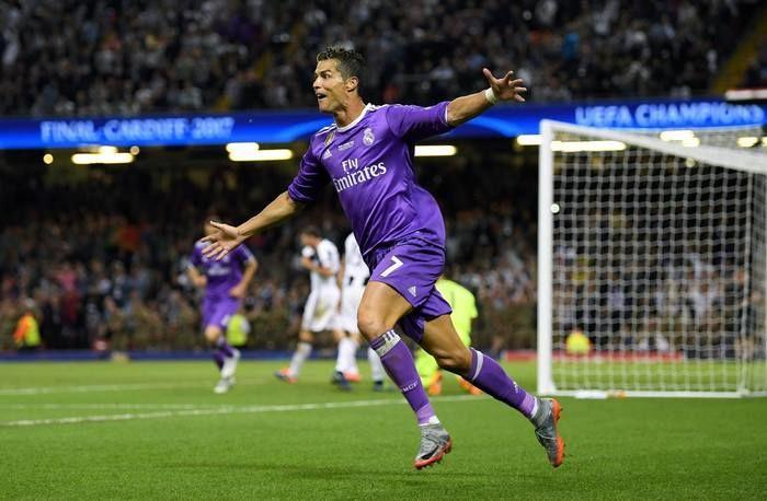 Cristiano Ronaldo (Crédito: UEFA)