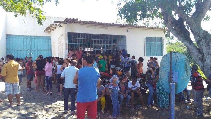 Fuga em massa e rebelião aconteceram no Lar do Garoto, na Paraíba, na madrugada deste sábado (Crédito: Reprodução)
