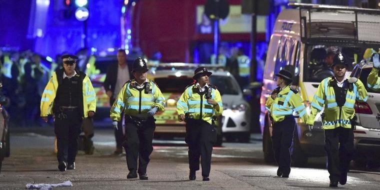 Londres: Ataques terroristas deixam 7 mortos e vários feridos