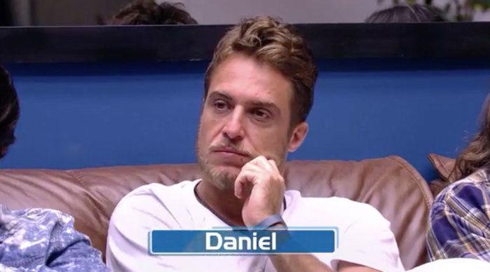 Ex-BBB Daniel